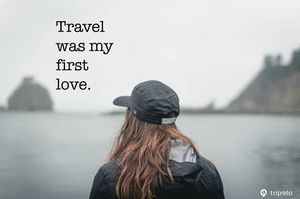 In The Age Of Travellers, I Am A Tourist And Proud Of It!