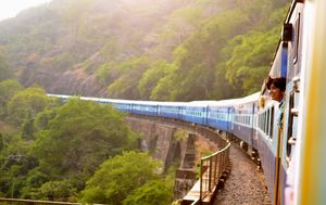 International Train Journeys You Can Take From India