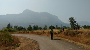 Jumbo Trek – Rajgad To Raigad