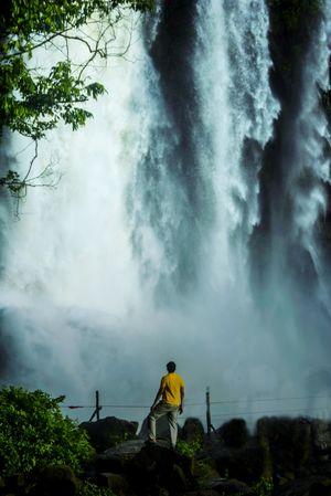 Paradise on Mother Earth...!! #kerala #incredibleindia #bahubaliwaterfalls