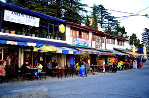 Cafe Crawl through Mussoorie