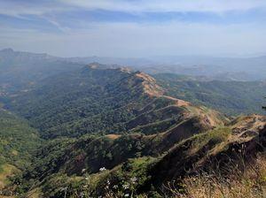Rajgad to Torna