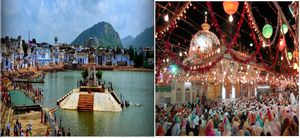 "A trip to lost into sprituality ""Ajmer shariff and Pushkar"""