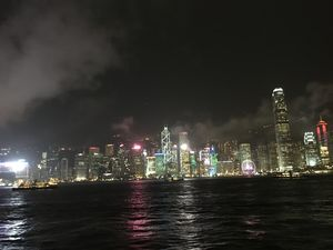 Hong Kong - My First Solo Trip