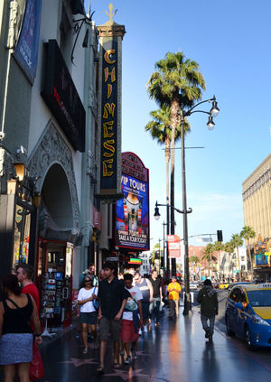 Hollywood Boulevard 1/undefined by Tripoto