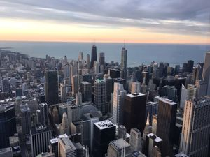 Willis Tower - Skydeck Chicago 1/1 by Tripoto