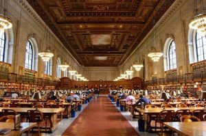 New York Public Library - Mid-Manhattan Library 1/1 by Tripoto
