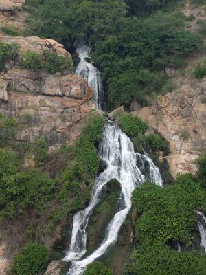 Daytrip to Chunchi Falls