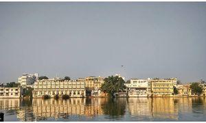 The Historic Capital Of Mewar