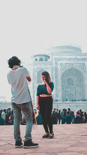 My broke life in Jaipur took me to Taj Mahal on New Year 2018