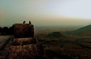 Somewhere in the plateaus... Jam Darwaza