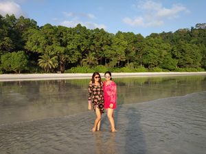 These 2 jobless girls had the best vacation in Havelock Island. And that too on a budget!!!