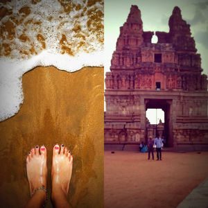 No Beach Bum or History Buff should miss these 2 places in Karnataka!!