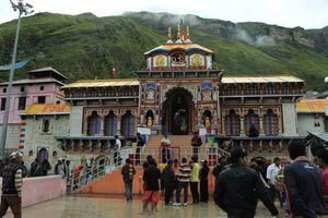 Badrinath Temple, Chamoli Uttarkahand
