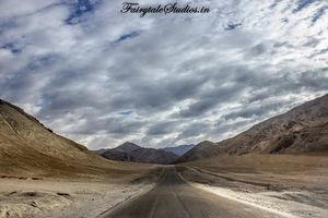 The Zanskar Odyssey - Leh to Kargil (Day 2 of the trip)