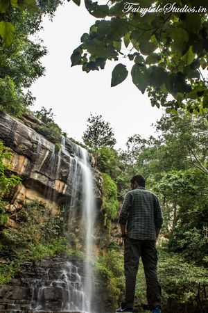 Mallela Theertham Waterfalls - A day trip from Hyderabad