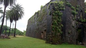 Fort Bassein : A Pleasant Surprise