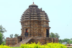 Seven small but Amazing Temples of Templecity Bhubaneswar