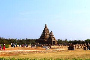 Bengaluru to Mahabalipuram-Puducherry, A perfect Weekend destination.