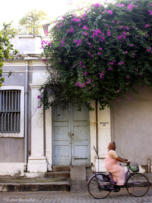 Oh so French, Pondicherry