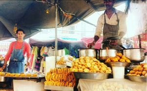 Explore Local Market and Enjoy Street food and Street Shopping