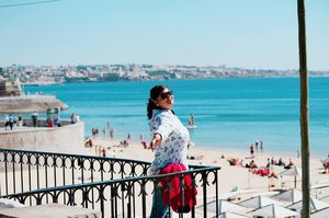 PORTUGAL: The Majestic Lisbon,Beautiful Sintra And Sexy Cascias Lisbonne Beach