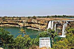 A day in Chattisgarh! The Great Indian Niagara Waterfalls Aka Chitrakote Waterfalls