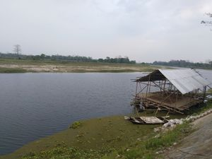 Sisters of the Northeast: Majuli, the mid point of Brahmaputra