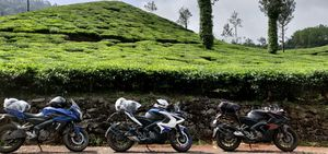 Mansoon Ride to Chikmagalur.