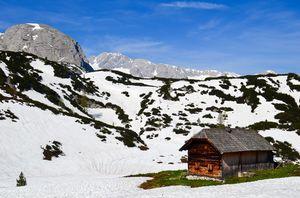Gjaid Alm : A Mountain Paradise