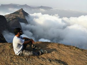 12 Months 12 Trips- May - Trek to Kokankada/Harishchandragad