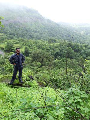 12 Months 12 Trips - July- Trek to Rajmachi