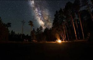 Night at the Campsite