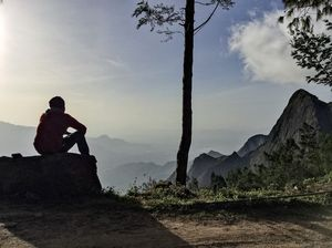 Kolukkumalai - Home to the World's highest organic tea plantations - A Solo Trek.
