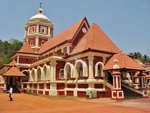Shri Shantadurga Temple 1/undefined by Tripoto