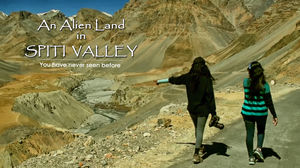 An Alien Land in Spiti Valley You Have Never Seen Before