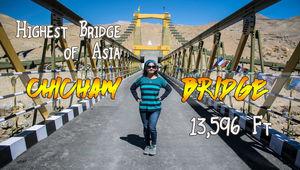 Chicham Bridge Asia's New Highest in Spiti Valley is Worth a Visit