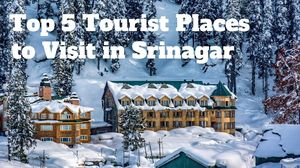 Watch Top 5 Tourist Places to Visit in Srinagar Kashmir