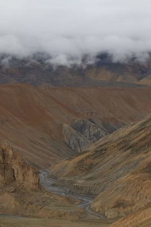 The Boulevard To Leh  - A Nature's Ambrosia