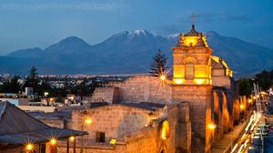 A guide to Arequipa: The White City of Peru