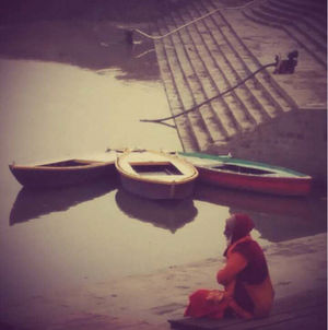Kashi's benediction : nurturing my soul in Varanasi