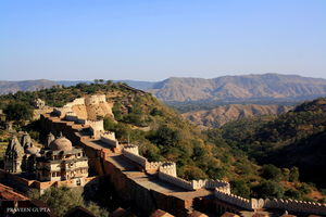 Kumbhalgarh- Birth place of Rajput Legend, Rana Pratap