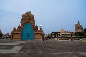 A trip toShiva Gauri Nageshwar Mandir, Chattarpur Temple
