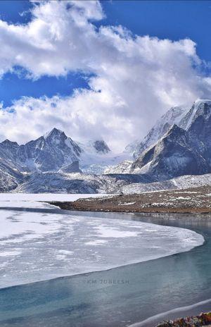 Gurudongmar Lake,Sikkim