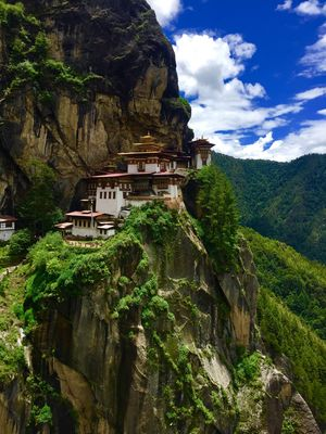 My SOLO Trek To Tiger's nest or Paro Taktsang