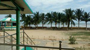 A walk on the beach (Suryalanka):