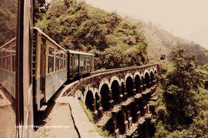 Kalka-Shimla Toy Train – breathtaking journey , must ride