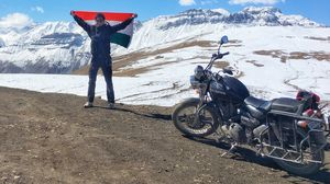 A ride that will change your life - Solo Backpacking, Spiti Valley!