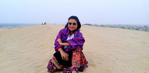 Experience Rustic Life in Khuri Desert