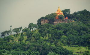 Parvati hills the proof of Peshwa 's lavish life style.